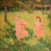 Lilly_Jimmy_Butler_Giverny_impresionist_Theodore Earl Butler_Suzanne_Monet